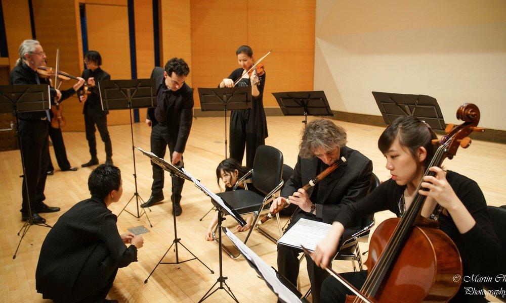 avant concert en 2016, Tainan