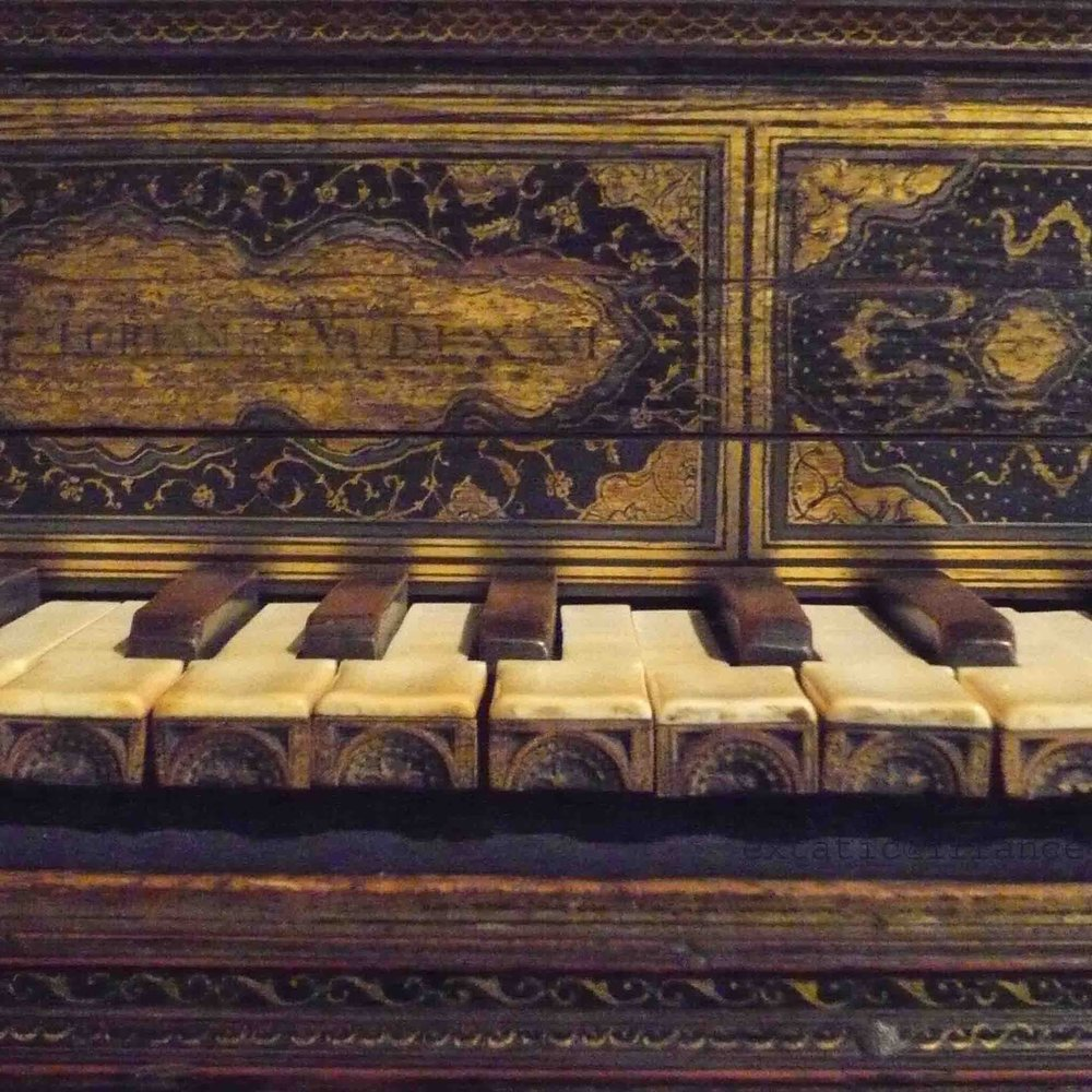 古樂今談 - Baroque Cello & Harpsichord Recital巴洛克大提琴&大鍵琴