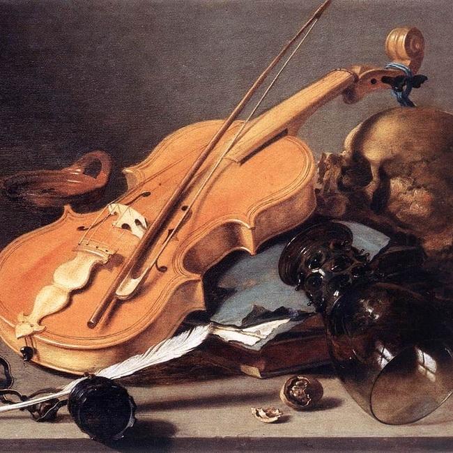 法蘭西的榮耀 - Baroque violin & Harpsichord duo巴洛克小提琴&大鍵琴二重奏