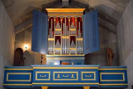 輕井澤的賽西莉亞別莊音樂堂文藝復興時期義大利樣式的管風琴。