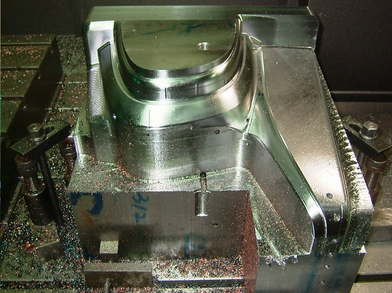 Mold production