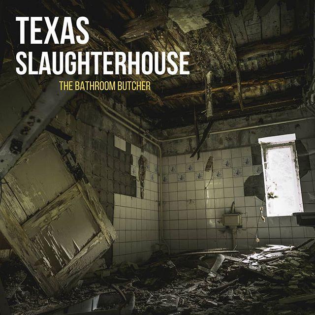 Artwork for #TheVault artist Texas Slaughterhouse's upcoming single:  The Bathroom Butcher  #metal #metalmusic #horror #guitar #thrash #bass #drums #audio #audioengineering #logicprox #musicofinstagram #bands #bandsofinstagram #albumart #single #upcomingartist