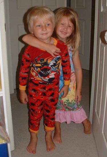 The pajama days that I so desperately miss.