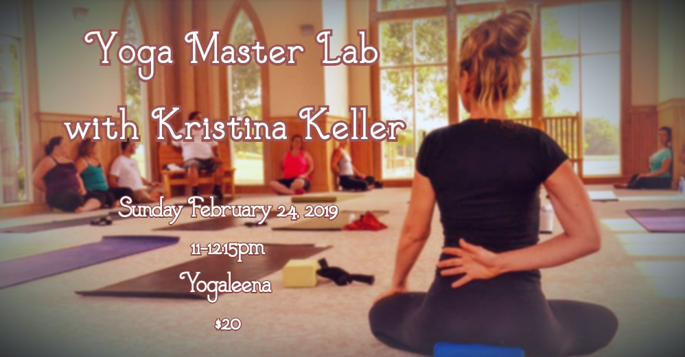 Join us for a unique and enlightening conversation with your body facilitated by master instructor and stay at home astronaut, Kristina Keller. Enjoy a powerful, subtle, yet playful 75 minute practice and have the opportunity to ask questions and break things down to create a more intimate and fulfilling personal practice or add arrows to your teaching quiver. This class is appropriate for experienced practitioners and yoga instructors and counts as Yoga Alliance CEU credits.