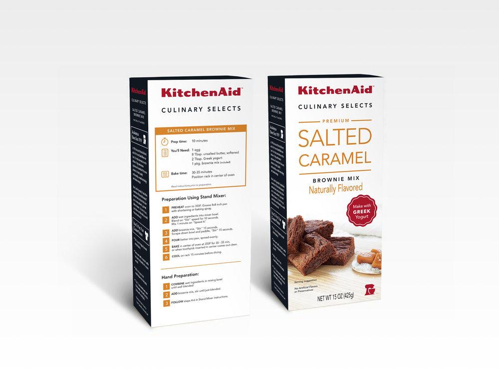 KitchenAid Package Design
