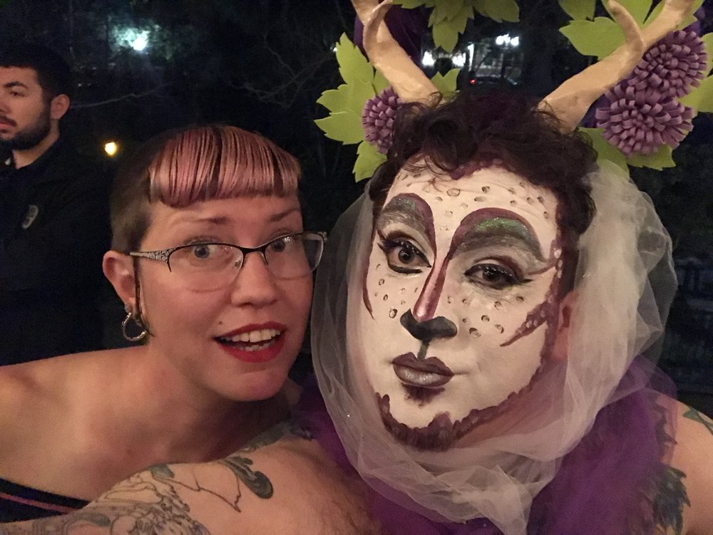 SLO Queerdos Show, March 11th 2018