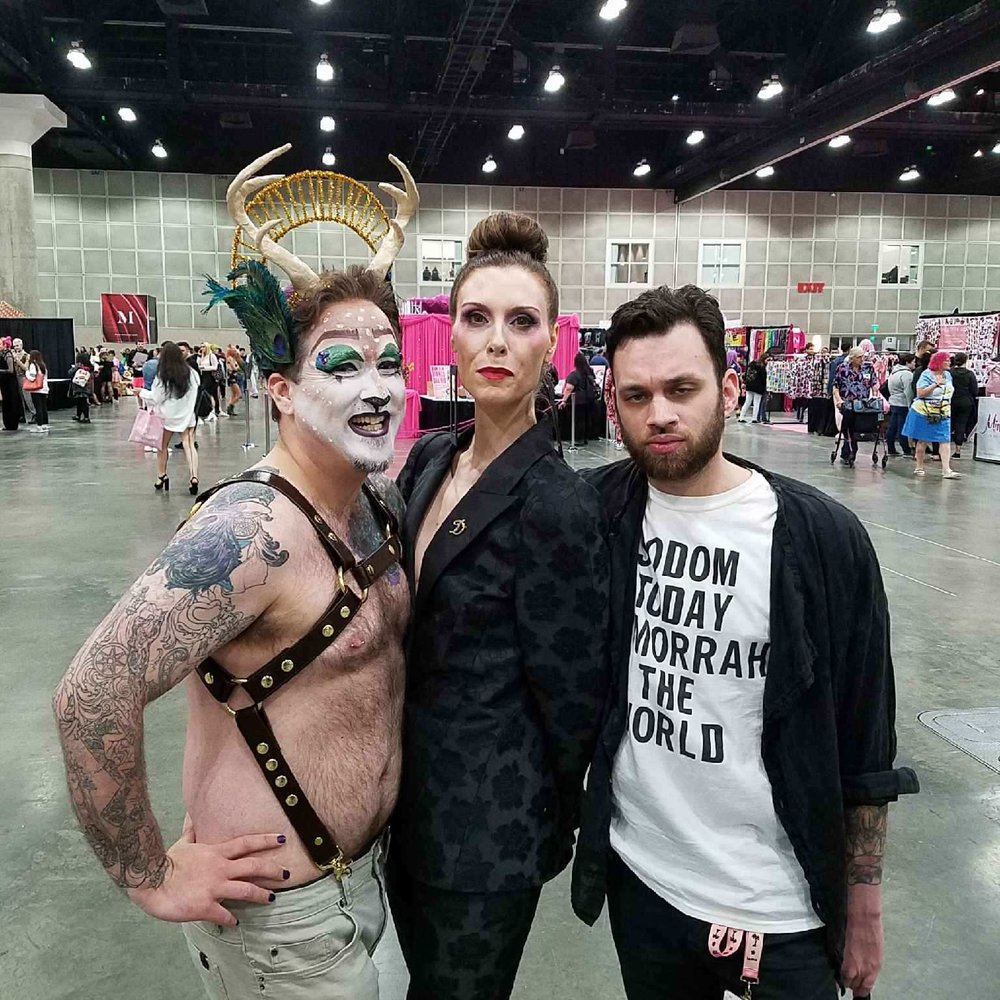 DragCon, Friday May 11th 2018