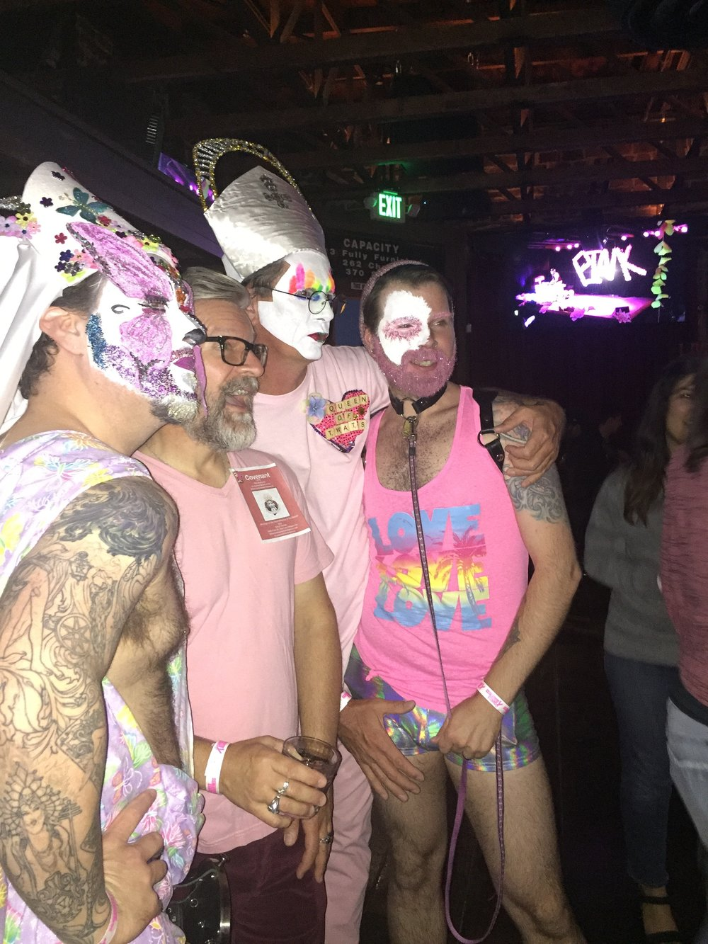 Pink Party, July 3rd 2018