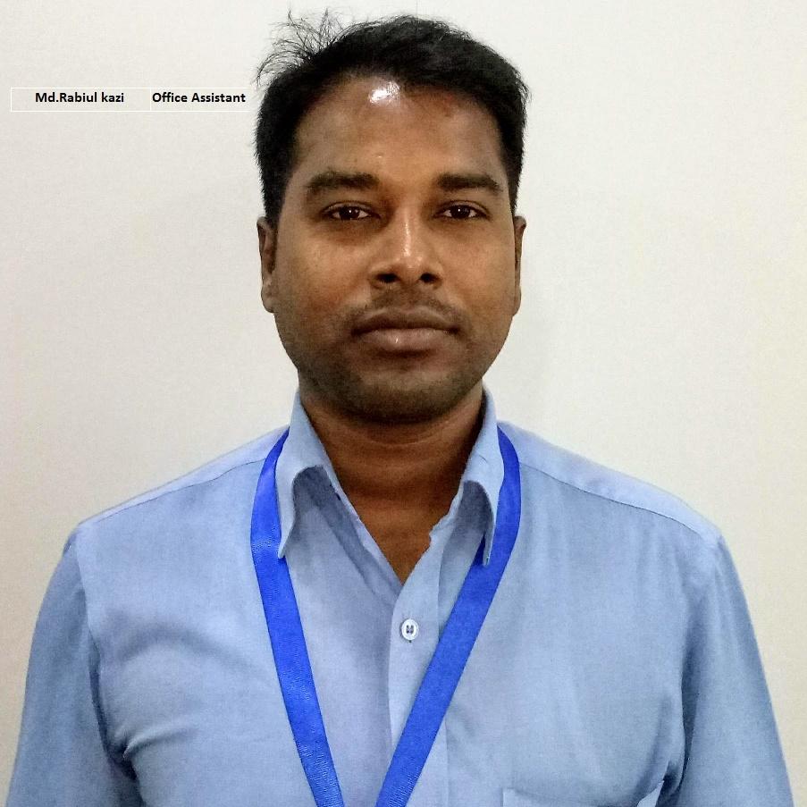 Rabiul Kazi - Office Assistant
