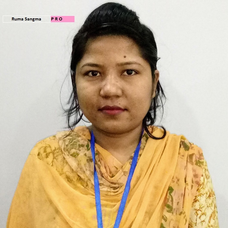 Ruma Sangma - Patient Relationship Officer