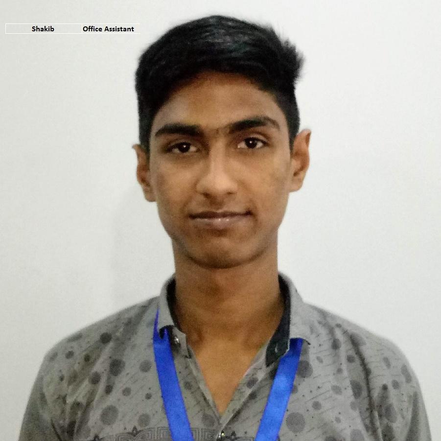 Shakib - Office Assistant