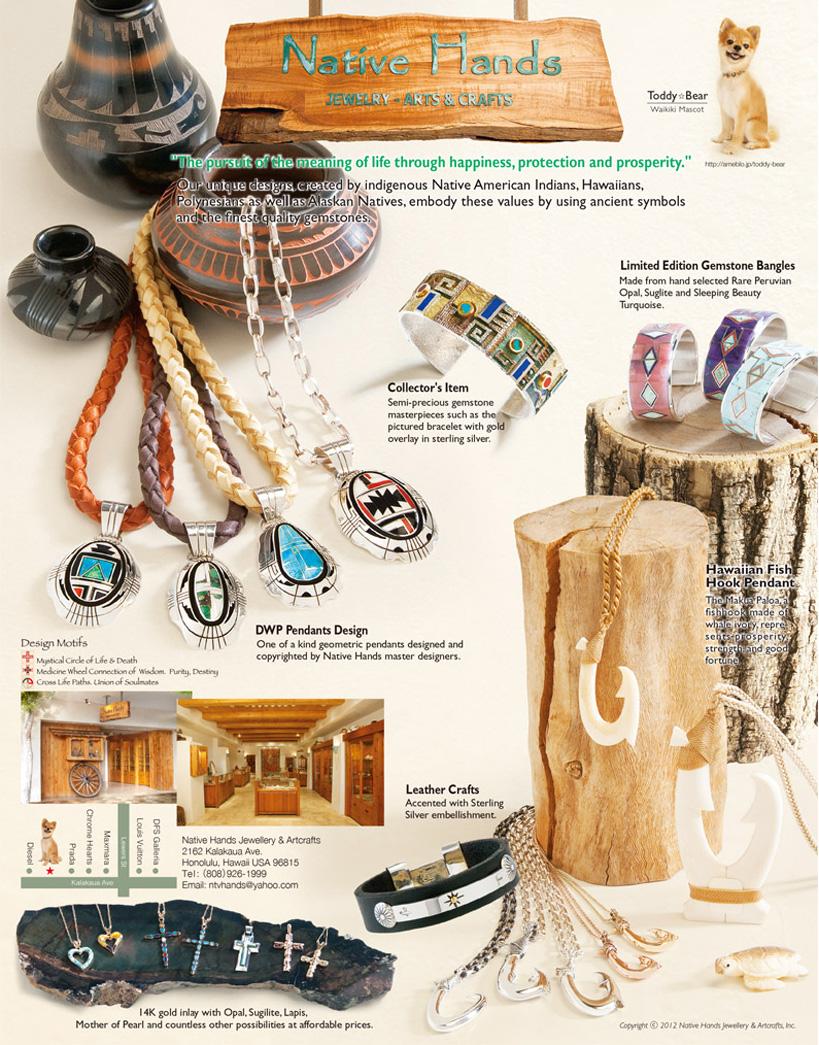 Jewelry Shop Corporate Design Mina Goldenwave
