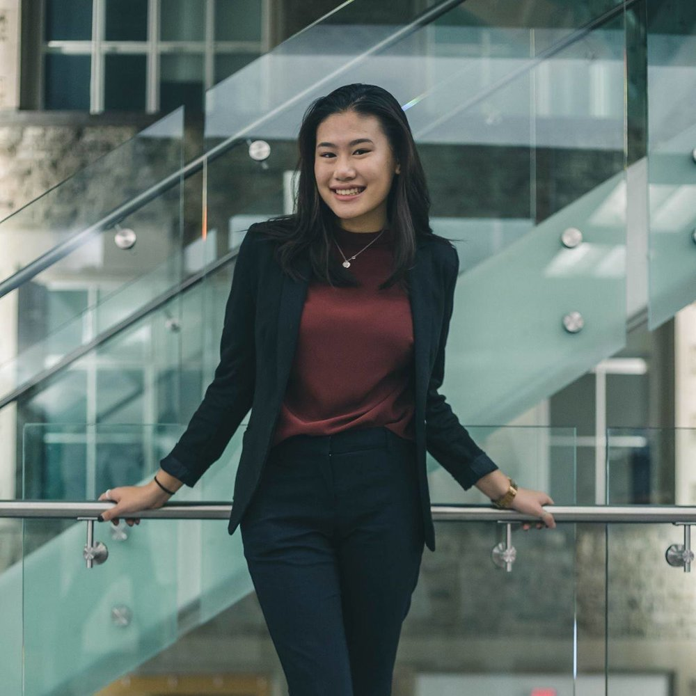 Gloria Wu • VP Marketing Strategy
