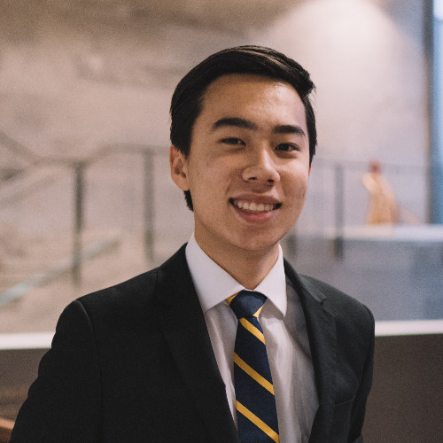 Andrew Liu • Co-VP Industry