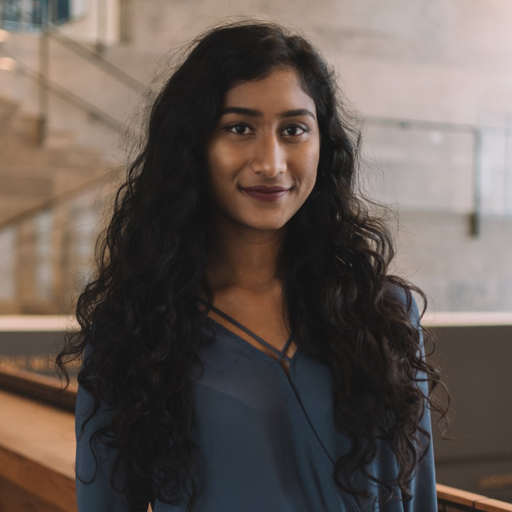 Niveda Bala • Co-VP Future View
