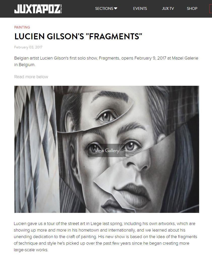 juxtapoz magazine - noir artist 2017