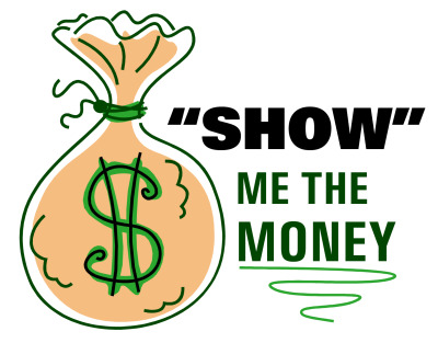 show me the money cash raffle weve done raffles for trips and tours or electronics