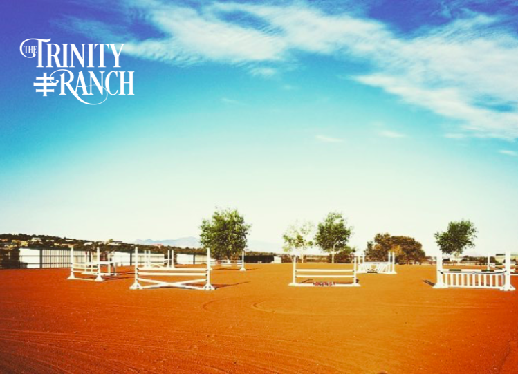 The Trinity Ranch Santa Fe Jump Course