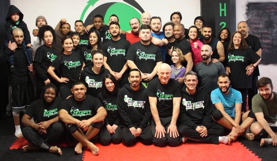 Ed Kress MMA & Self-Defense Seminar 2017