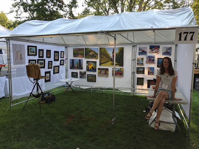 Art in the Park 2018 - Gallery in the Park