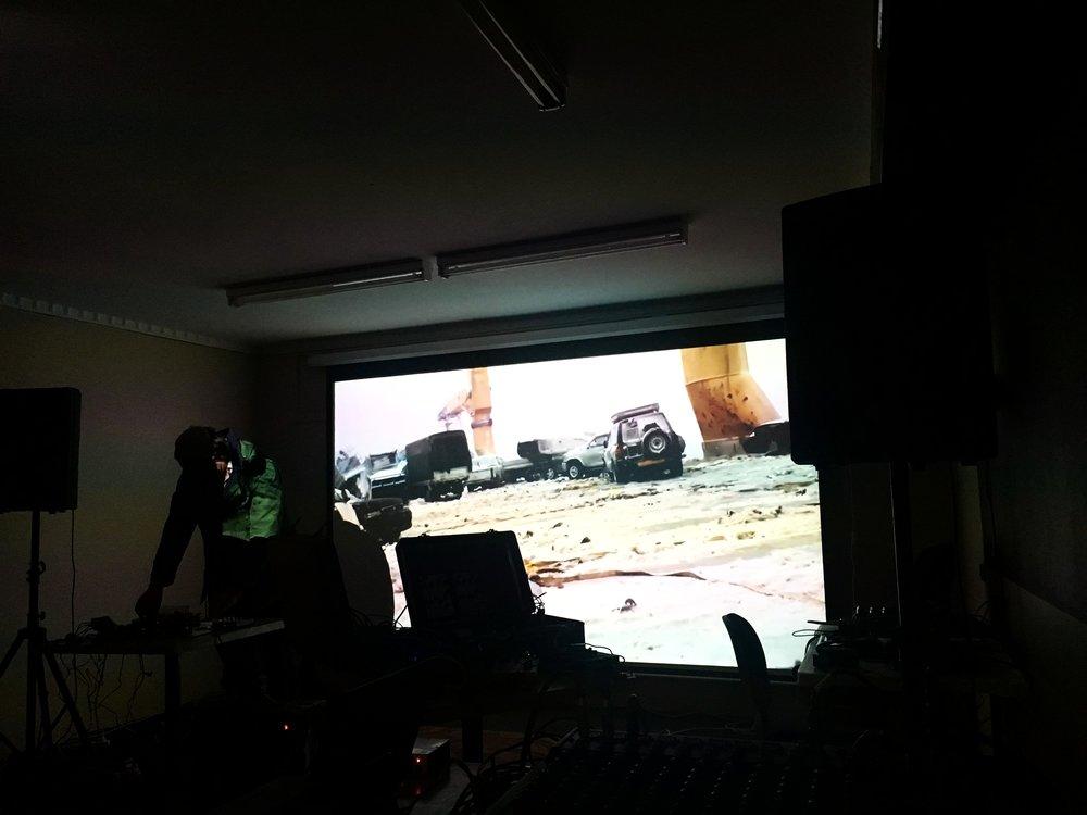 Unique Oil Free Air live 10/June/2018 (cr. ANL)
