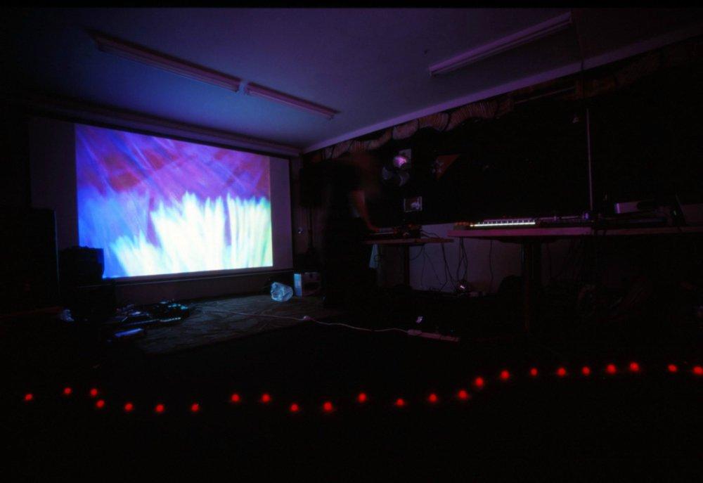 DJ Dial Up & VJ lg live 30/April/2018 (cr. Marek R.)