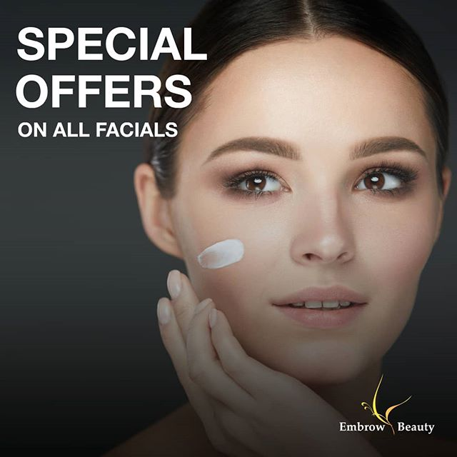 Don't miss out on our flash sale! It's only on till the end of the month, 📲 our team now to book your facial appointments now  #embrowbeauty #sydneyfacial #sydneyfacialist #sydneybeautysalon #sydneyaesthitician