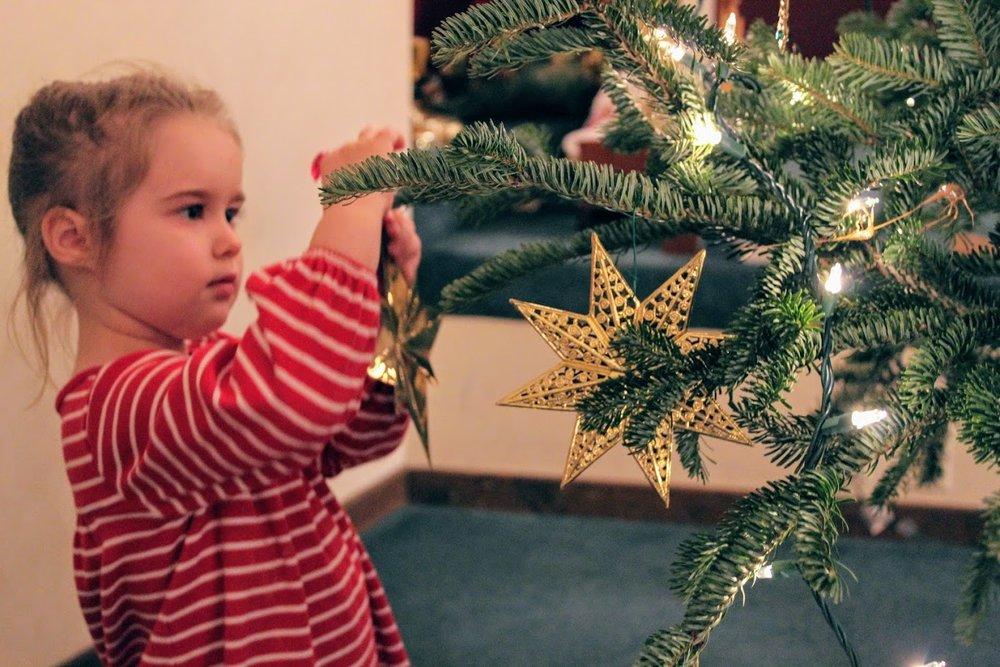 Advent tree Emily.JPG