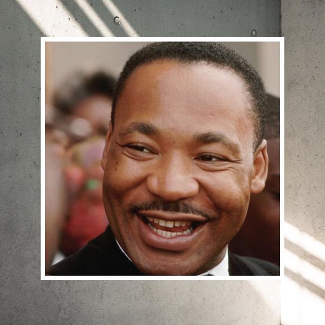 """Yesterday in church we celebrated the life & legacy of one of the most important voices in our generation. Today we SELAH and look ahead- for the best is yet to come. """"An individual has not started living until he can rise above the narrow confines of his individualistic concerns to the broader concerns of all humanity."""" Thank you Dr King"""