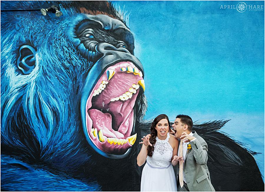 Street-Art-Spray-Paint-Graffiti-Gorilla-Wedding-Portrait-from-Artwork-Network-in-Denver-Colorado.jpg