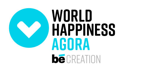 World Happiness Agora logo
