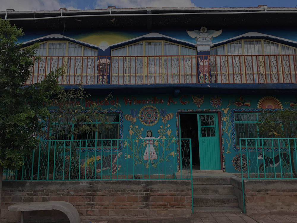 The Huichol Center -