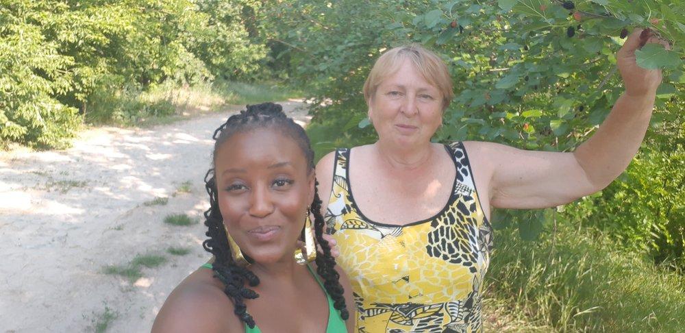 Monique & Luba