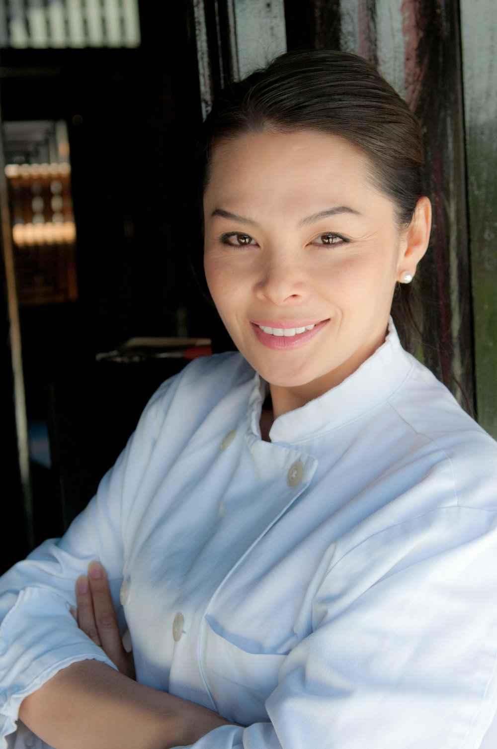 Mai Nguyen - Picture of her time as the Head Chef of Sapa Sushi