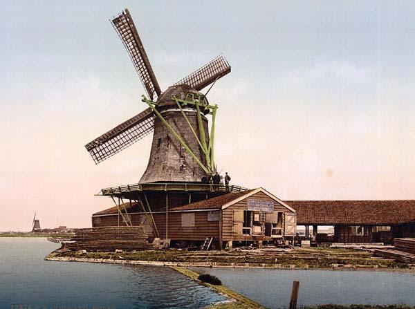 Windmill-Holland