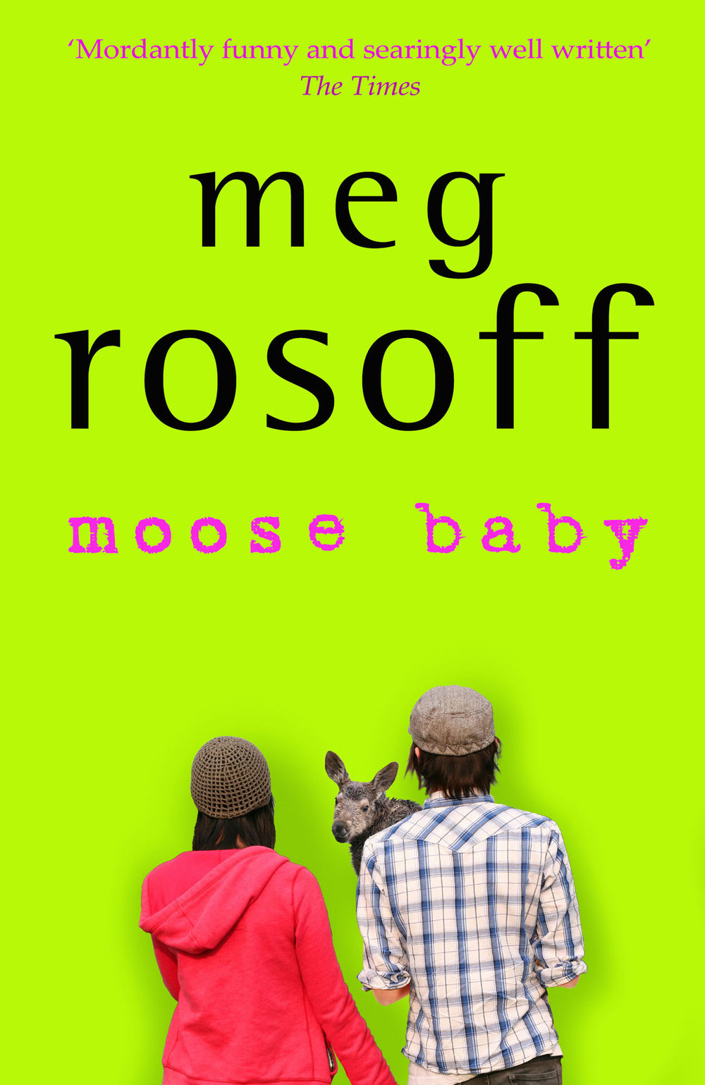 Moose Baby