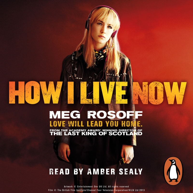 How I Live Now — audio book read by Amber Sealy