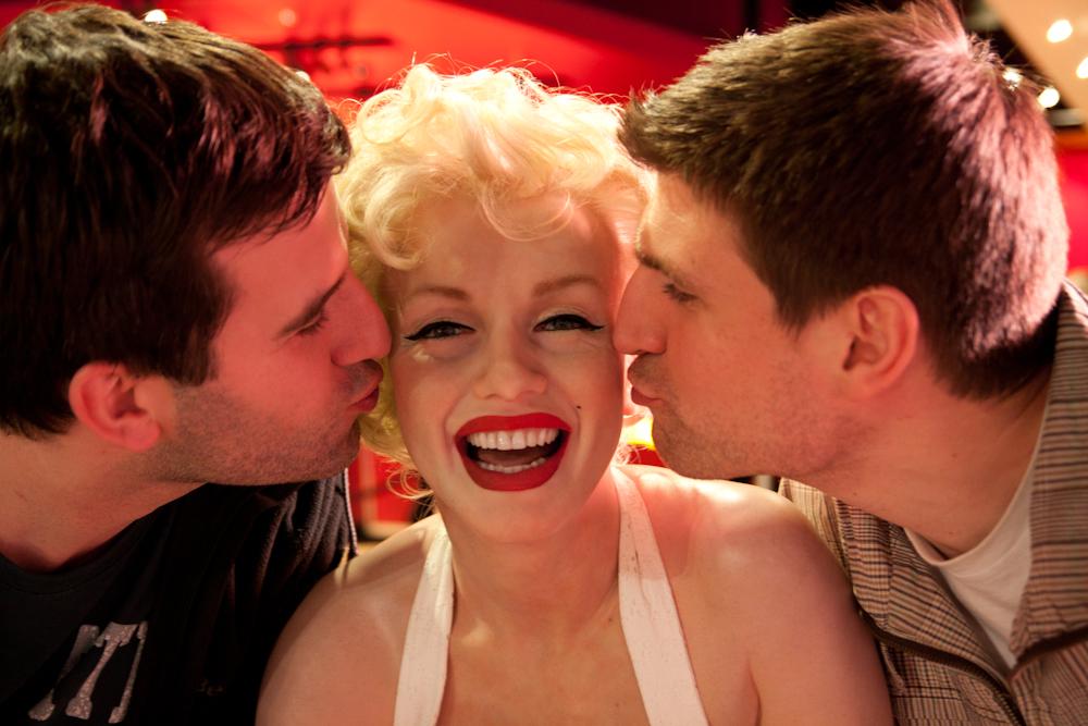 EIn wirklich süßes Trio!