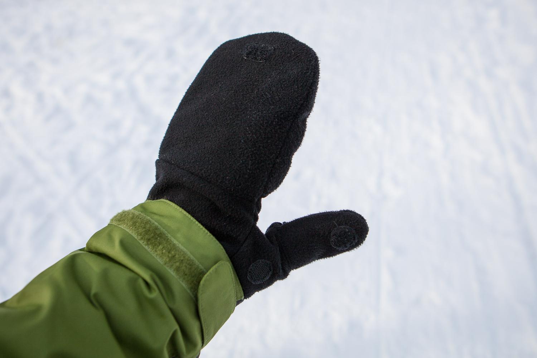 Matine Fotohandschuhe Winter