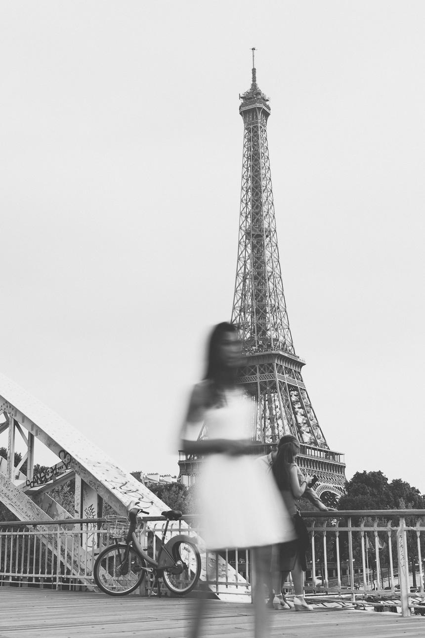 Eiffelturm DIE Fashion Ikone