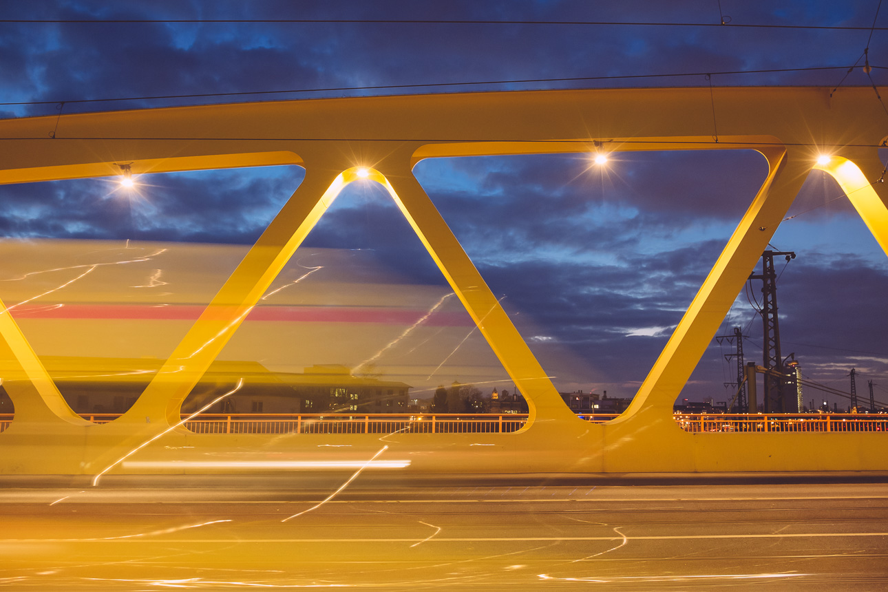 53/365 Neckarauer Brücke
