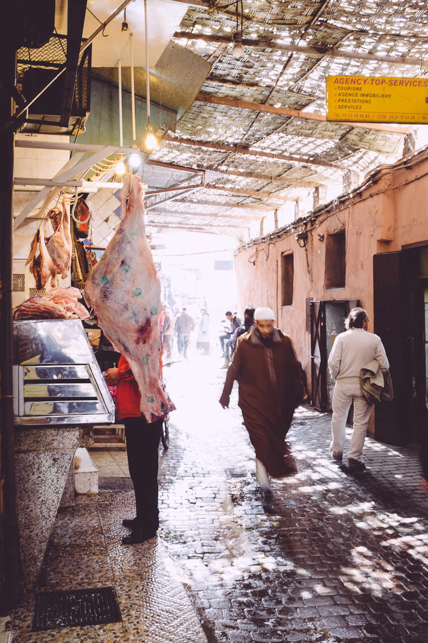 Streets of Marrakech // Marokko