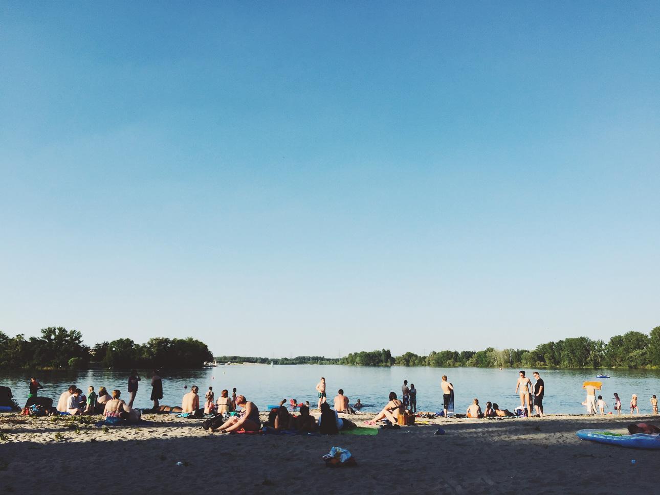 157/365 Silbersee