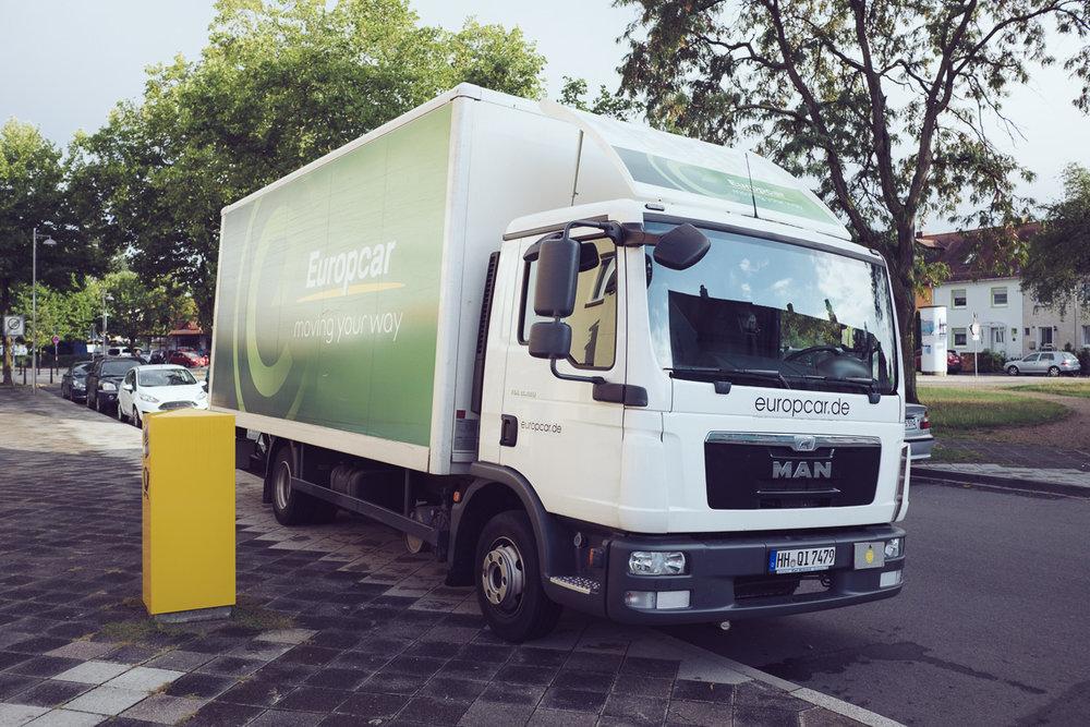 241/365 Truck