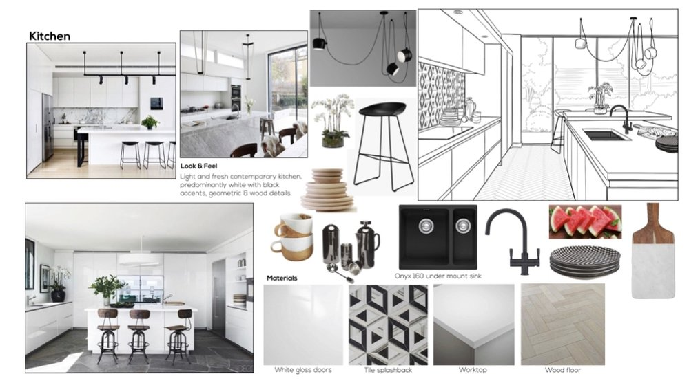 The Importance Of Moodboards In Interior Design Styling