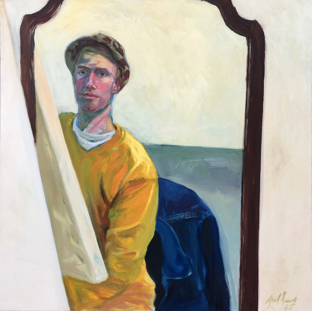 Self-portrait 1989