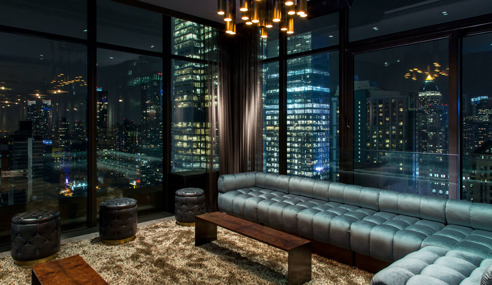 Interior Lounge with view - Nighttime.jpg