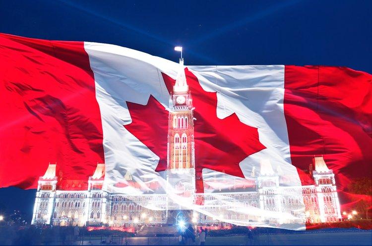 Bienvenue au Canada. Immigration, Visas, Canada.
