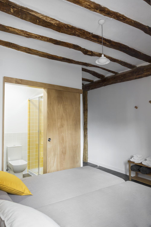 Baño en habitación