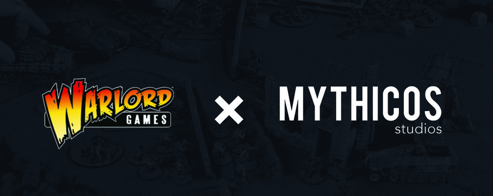 warlord games + mythicos -